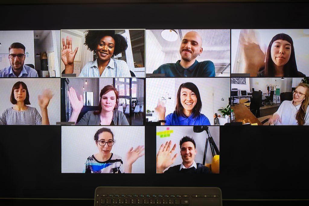 global video call