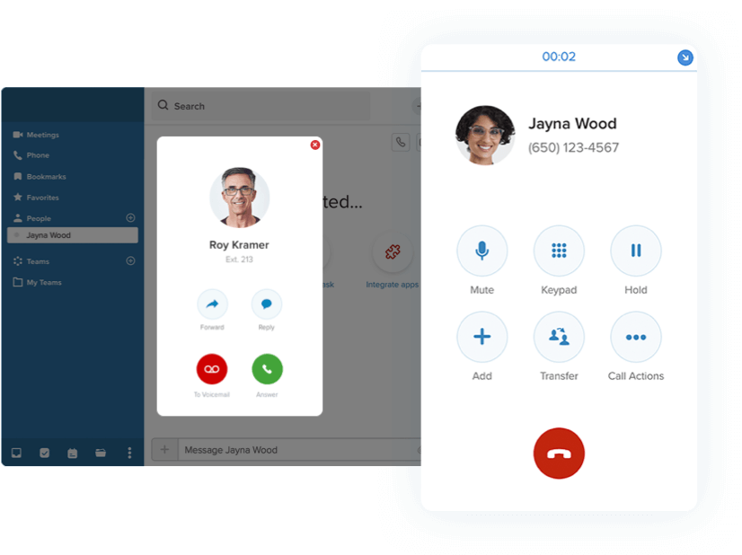 Saleshandy Alternatives - ringcentral ringing