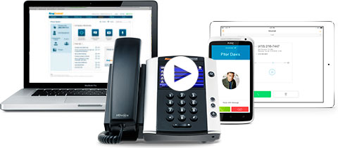 Watch video: Why Use a Phone System in the Cloud?