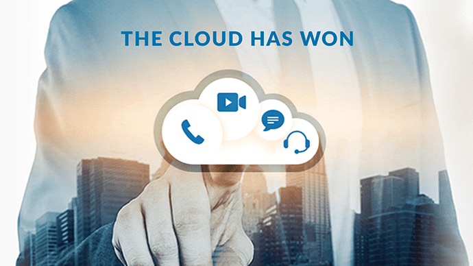 The cloud is transforming every industry, and the enterprise communications market no exception