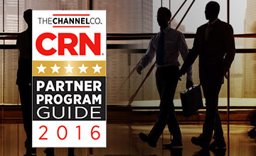 RingCentral Given 5-Star Rating in CRN's 2017 Partner Program Guide