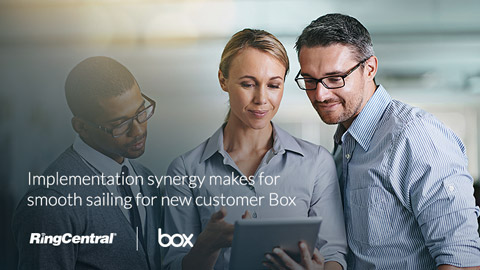 Implementation Synergy Makes for Smooth Sailing for New Customer Box