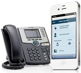 Get a complete virtual phone system that can be accessed from anywhere