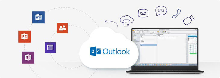 Outlook Integration Lets you Use RingCentral from Microsoft