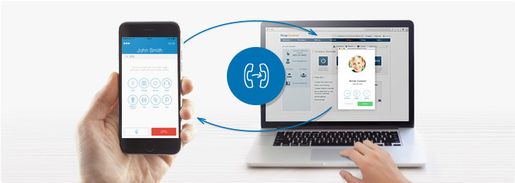 Call Flip for Live Call Transfers from RingCentral
