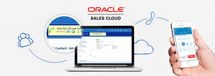 Oracle Sales Cloud Integration | RingCentral