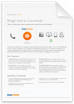 RingCentral Visual Voicemail: Download the RingCentral Voicemail Datasheet