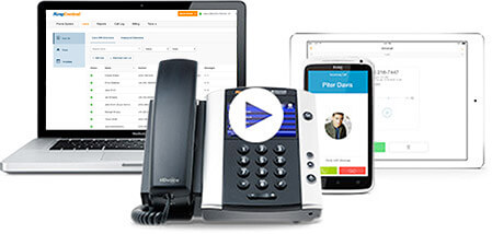 Watch video: What is a phone system in the cloud?