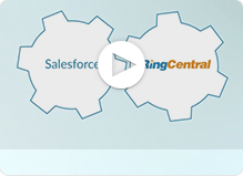 Watch the RingCentral Salesforce Integrations How-to Video
