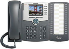 Cisco SPA525G2 / Advanced Executive Color IP Phone