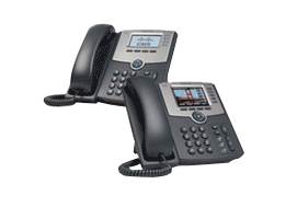 Cisco SPA Desk Phones and ATAs