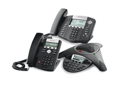 Polycom Desk and Conference Phones