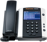 Polycom VVX-500 / Color Touchscreen Desk Phone