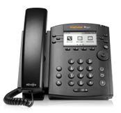Polycom VVX-310 Gigabit Ethernet Phone