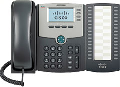 Cisco SPA514G Gigabit Desk Phone