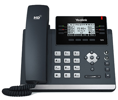 Yealink T42S Gigabit Desk Phone