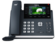 Yealink T46S Gigabit Desk Phone