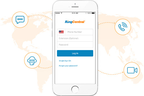 RingCentral technology delivers high quality of service for integrated communications
