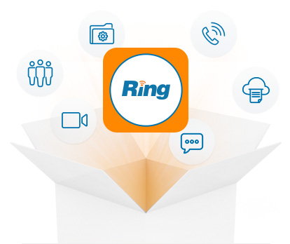 RingCentral is easy to implement and deploy