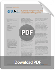 Download a copy of the Blue Health Intelligence Case Study