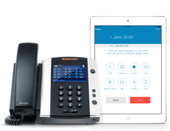 RingCentral Office® on various devices
